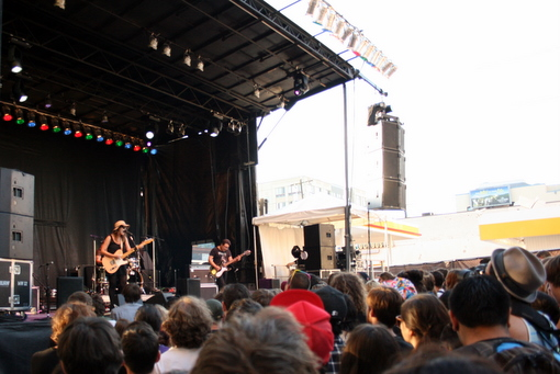 Best Coast at CHBP 2011