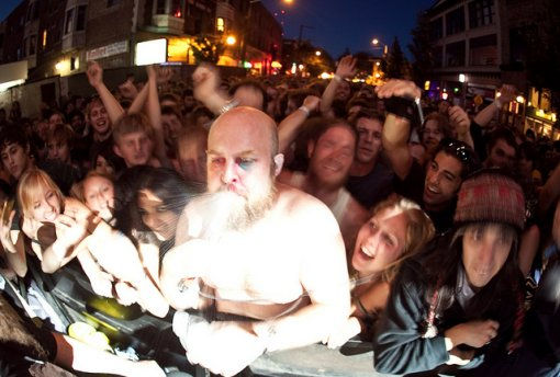Les Savy Fav at CHBP 2011
