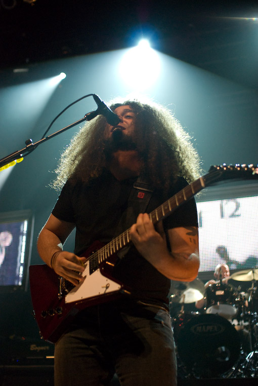 Coheed and Cambria at Terminal 5