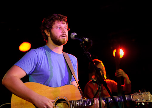Dan Mangan at CMJ 2010