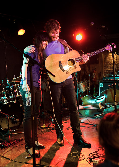 Dan Mangan at CMJ