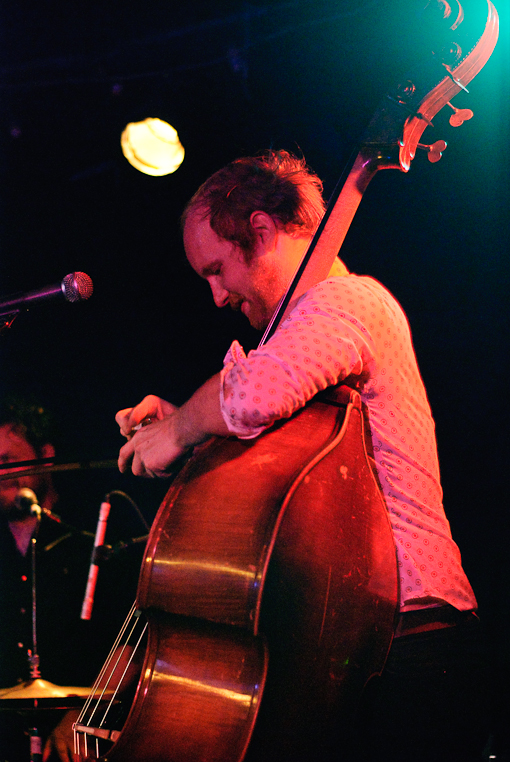 Dan Mangan at The Mercury Lounge