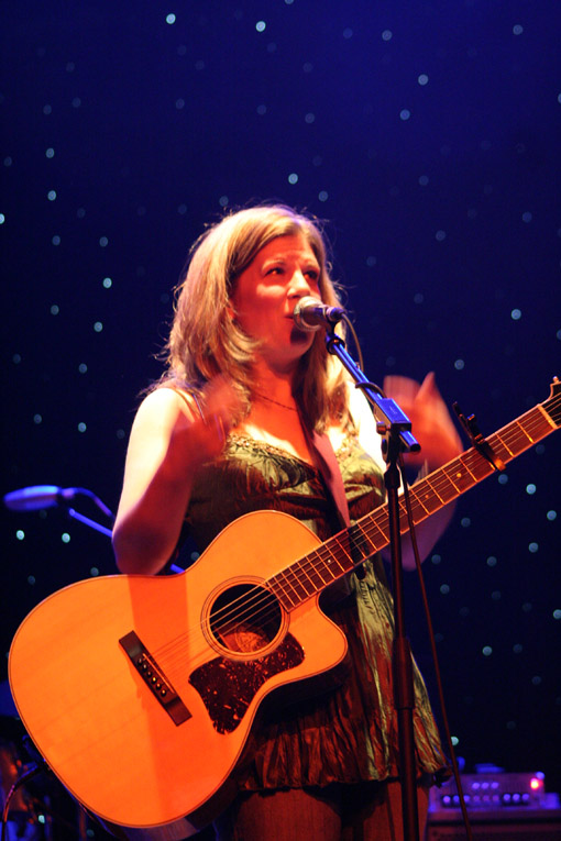 Dar Williams at Webster Hall