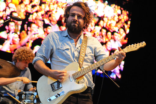 Dawes at Summerstage