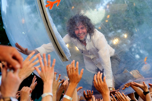 Flaming Lips at Summerstage