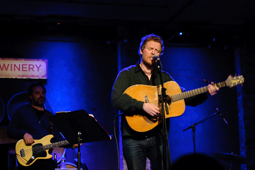 Glen Hansard at City Winery