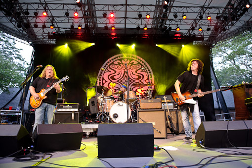Gov't Mule at SummerStage