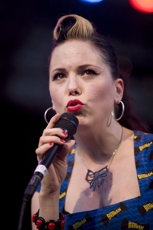 Imelda May at Summerstage