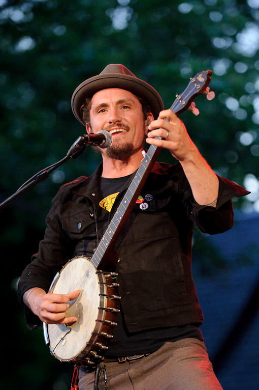 John Butler Trio at Central Park Summerstage