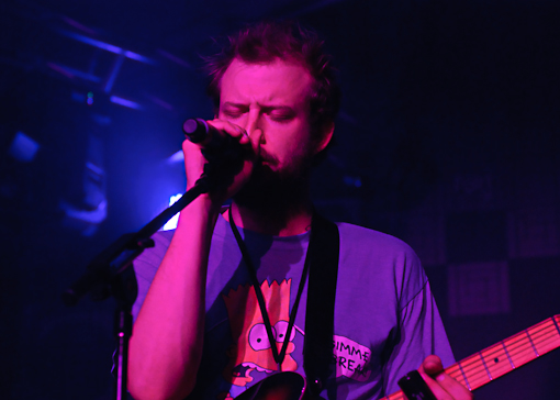 Justin Vernon at SXSW