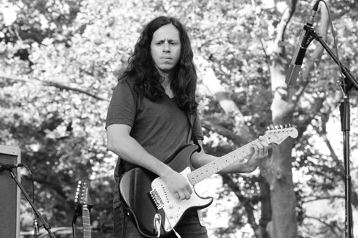 Kurt Vile at Summerstage