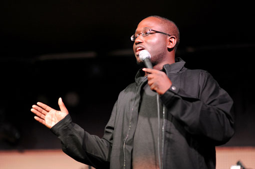 Hannibal Buress at the Knitting Factory