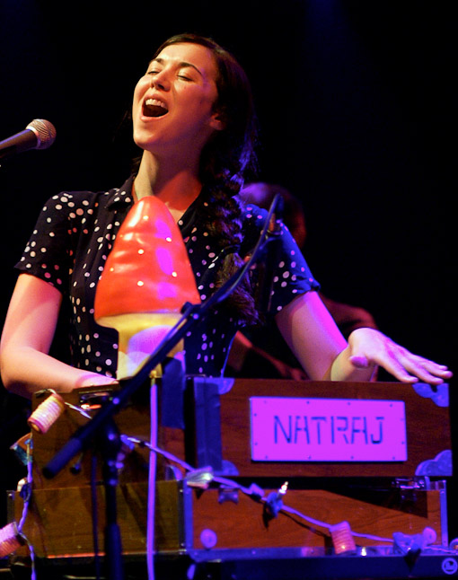Lisa Hannigan at the Highline Ballroom