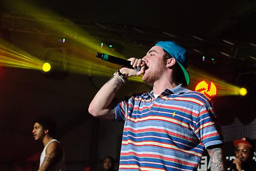 Mac Miller at SXSW