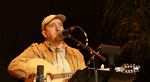The Magnetic Fields at Loews Jersey Theatre