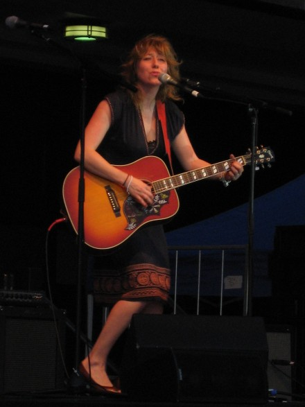 Martha Wainwright at The River to River Festival