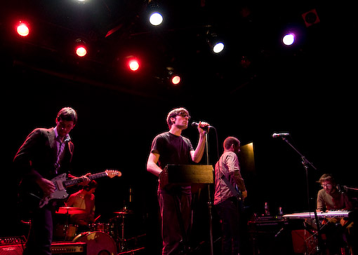 Mason Proper at the Bowery Ballroom