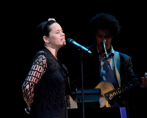 Natalie Merchant at Town Hall