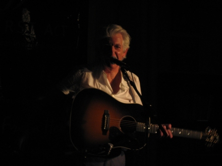 Nick Lowe at Housing Works