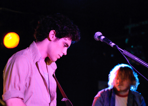 Noah and the Whale at the Mercury Lounge