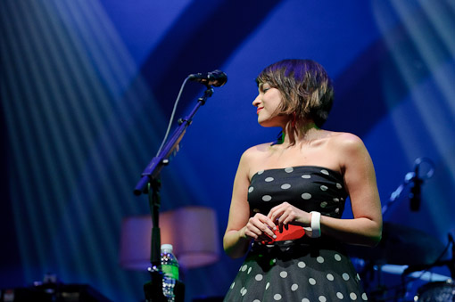 Norah Jones at Prospect Park