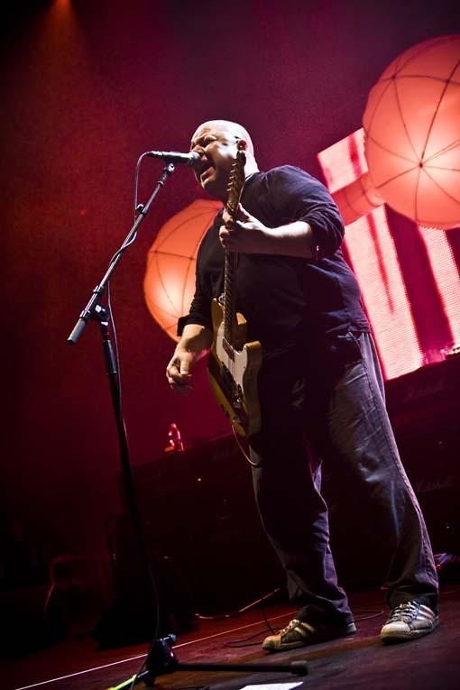 Pixies at Hammerstein Ballroom Night 1