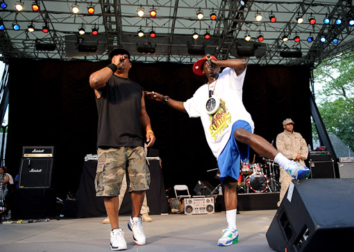 Public Enemy at Central Park Summerstage