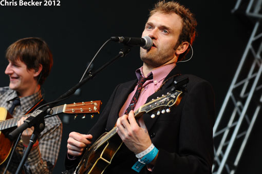 Punch Brothers at SXSW
