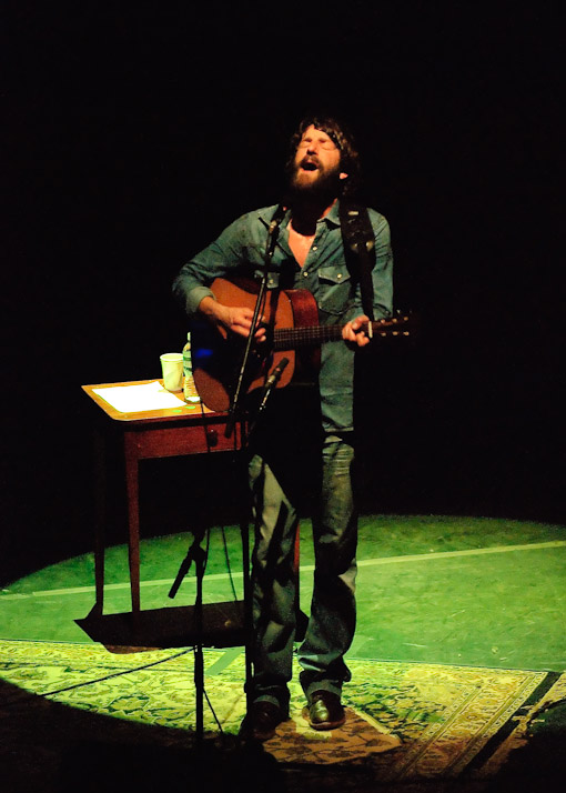 Ray LaMontagne at The Wellmont Theatre