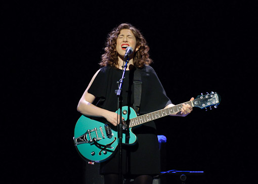 Regina Spektor at The Beacon Theatre