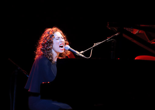 Regina Spektor at Beacon Theatre