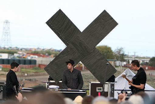 The Xx at Sasquatch