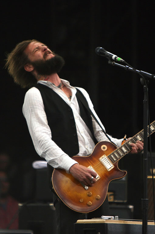 Band of Horses at Sasquatch