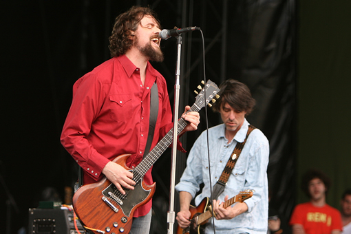 Drive By Truckers - Sasquatch Day 3