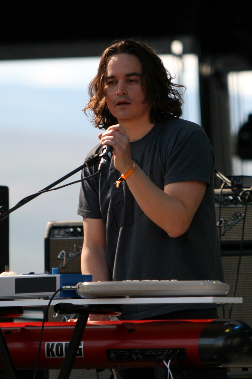 Spencer Krug at Sasquatch