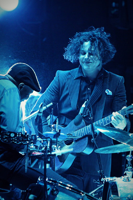 Jack White at Sasquatch!
