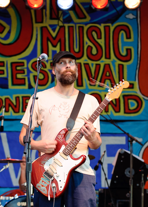 Built To Spill at Siren Fest 2009