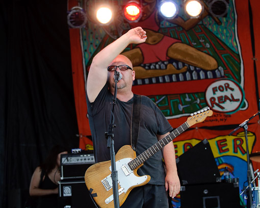 Frank Black at Siren Festival