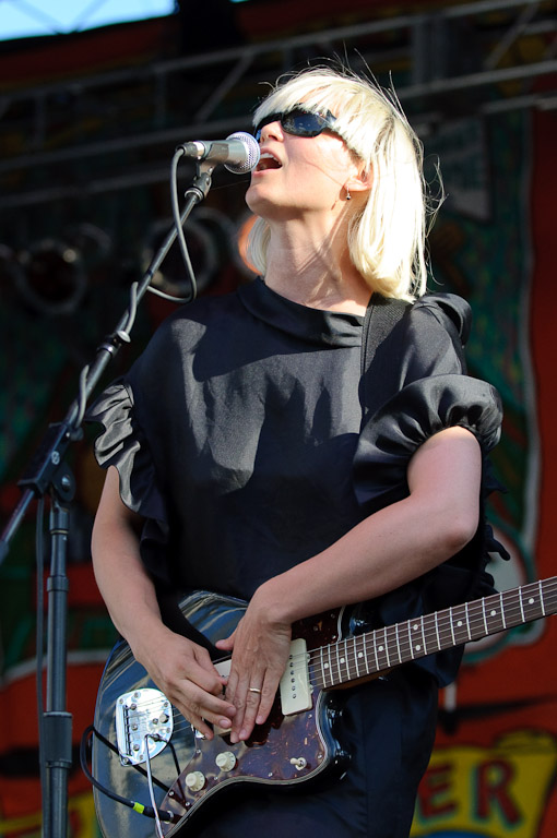 The Raveonettes at Siren Music Festival