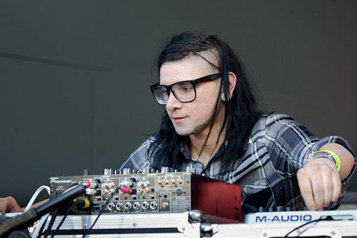 Skrillex at SXSW 2011
