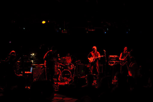 Stars Like Fleas at Le Poisson Rouge