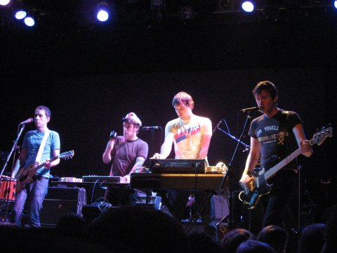 Small Sins at Bowery Ballroom