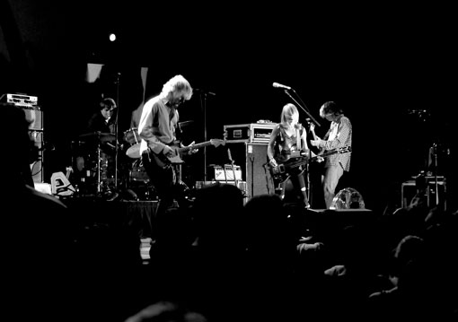 Sonic Youth at Celebrate Brooklyn