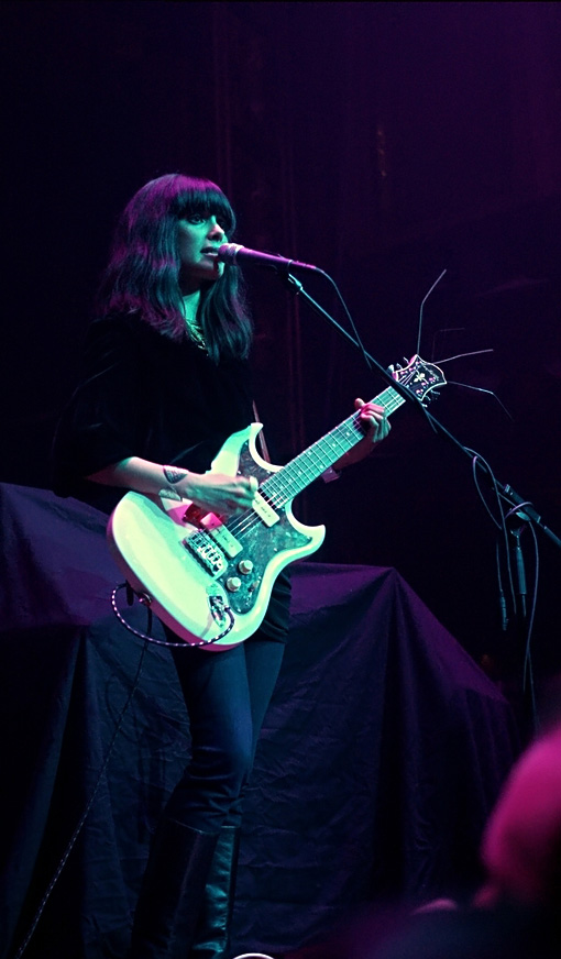 School of Seven Bells at Webster Hall
