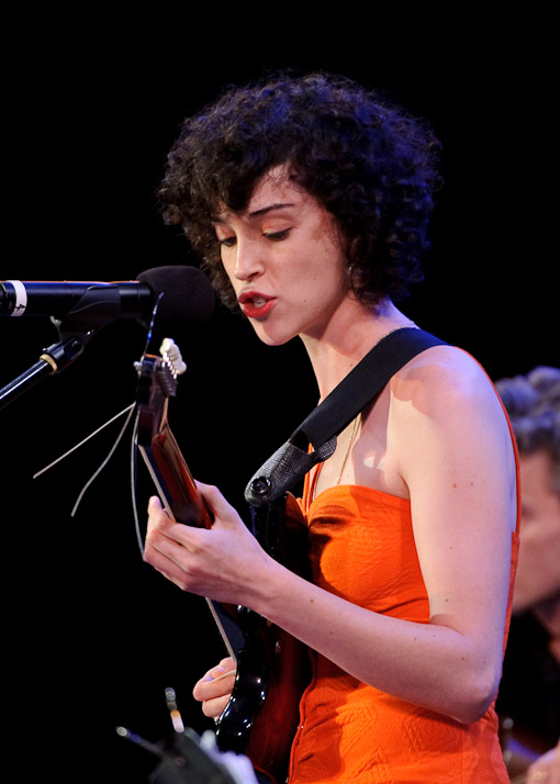 St. Vincent at SummerStage