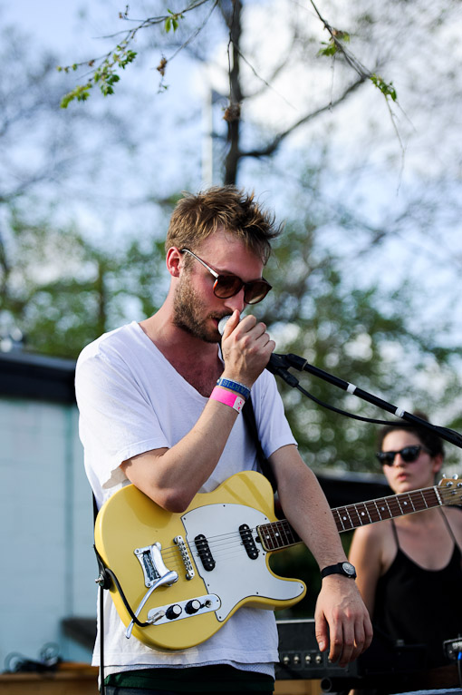 Superhumanoids at SXSW 2011