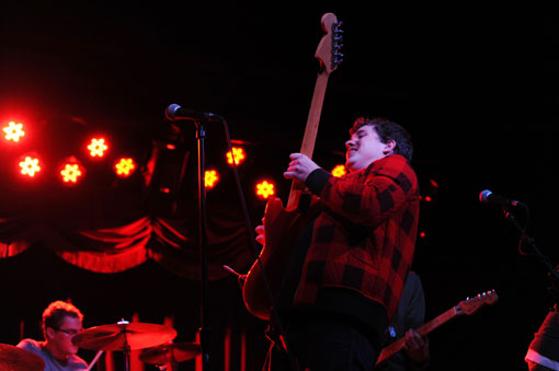 Surfer Blood at Brooklyn Bowl
