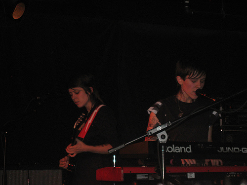 Tegan and Sara at Southpaw