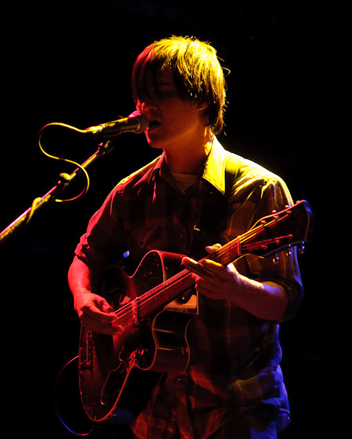 The Dodos at The Bowery Ballroom