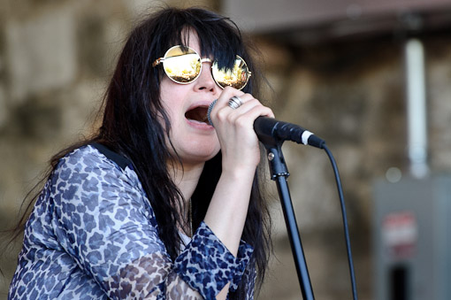 The Kills at SXSW